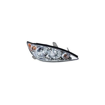Headlight - DEPO For/Fit 8111006180 05-06 Toyota Camry Right Hand LE/XLE USA Built Only NSF