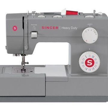 SINGER Sewing 4432 Heavy Duty Extra-High Speed Portable Sewing Machine with M...