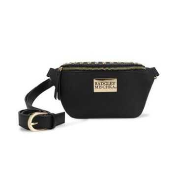 Badgley Mischka Bridgette Vegan Leather Belt Bag