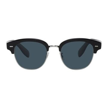 Oliver Peoples Black Cary Grant 2 Sunglasses