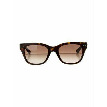 Wayfarer Gradient Sunglasses Brown