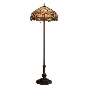 Meyda Tiffany Animals Floor Lamp, Tiffany Items