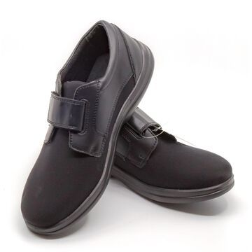 Apex Mens Classic Monk Closed Toe Slip On Shoes