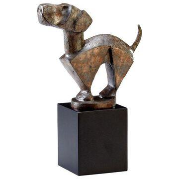 Cyan Design Rufus Sculpture, Acid