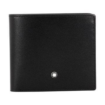 Montblanc Meisterstuck Men's Black Wallet - 7163