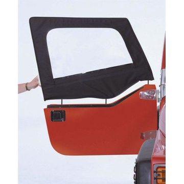 Rampage 89835 TJ Wrangler Door Skins with Frames