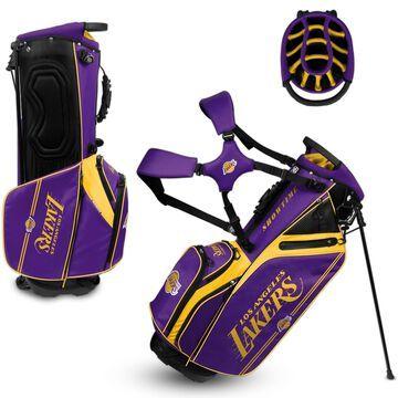 WinCraft Los Angeles Lakers Caddie Carry Hybrid Golf Bag