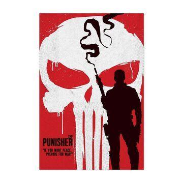 Noir Gallery The Punisher Unframed Art Print/Poster