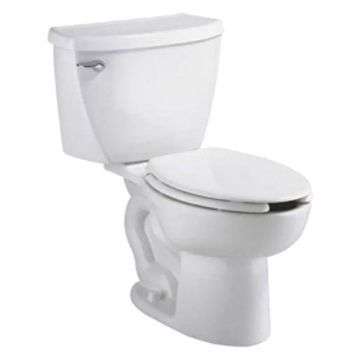 American Standard 2462.100.020 Flowise Cadet Elongated Toilet, White