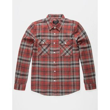 Bowery Brick Mens Flannel Shirt