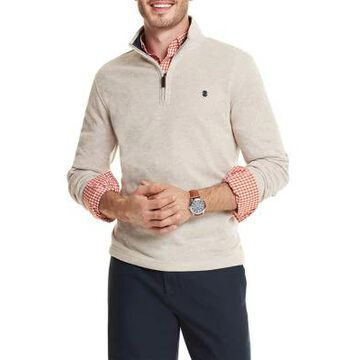 Izod Men's Advantage Performance Sweater Fleece 1/4 Zip Pullover - -