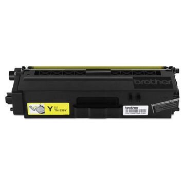TN336Y High-Yield Toner, 3,500 Page-Yield, Yellow