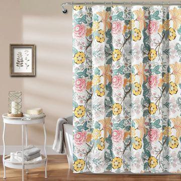 Lush Decor Sydney Shower Curtain