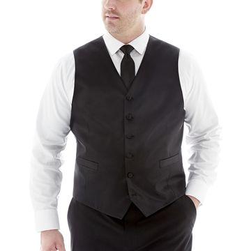 JF J. Ferrar Tuxedo VestBig & Tall