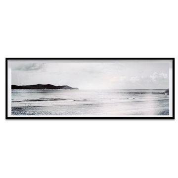 Oliver Gal 'New Beach' Framed Art