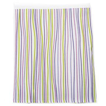 Glenna Jean Lulu Bed Skirt in Multi Stripe