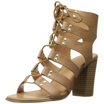 Madden Girl Womens Nyles Open Toe Casual Strappy Sandals