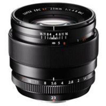 Fujifilm XF 23mm (35mm) F/1.4R Lens