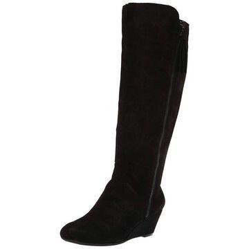 Anne Klein Women's Alanna Wedge Boot Knee High