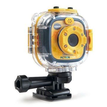 VTech Kidizoom Action Cam Yellow/Black Yellow NEW!