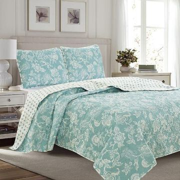 Home Fashion Designs Emma Collection Quilt Set