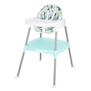 Evenflo 4-in-1 Eat & Grow Convertible High Chair, Prism