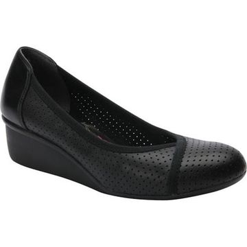 Ros Hommerson Women's Evelyn Black Leather