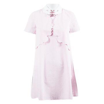 Vivetta White Cotton Dresses
