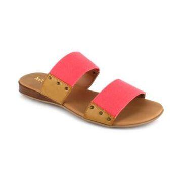 kensie Women's Braelyn Flat Sandal Women's Shoes