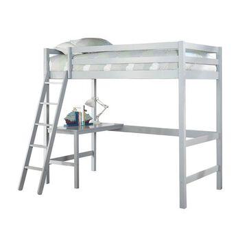 Hillsdale Furniture Caspian Twin Study Loft Bed