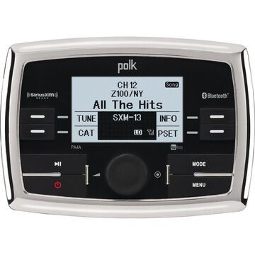 POLK AUDIO POLK AM/FM/BT/APP READY STEREO PA4A
