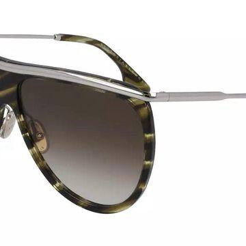 Victoria Beckham VB155S 303 Womenas Sunglasses Tortoiseshell Size 60