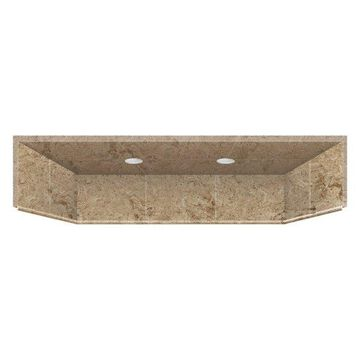Transolid, Bathroom Part, Sand Mountain, 48