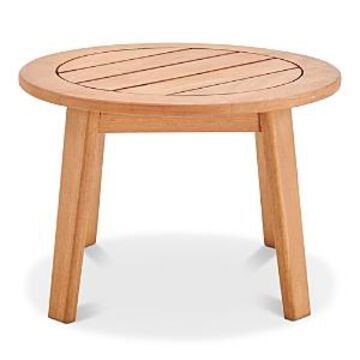 Modway Vero Ash Wood Outdoor Patio Side End Table