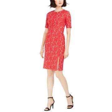 Taylor Lace Sheath Dress