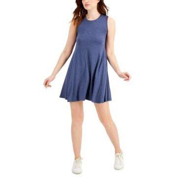 Style & Co Petite Sleeveless Mini Dress, Created for Macy's
