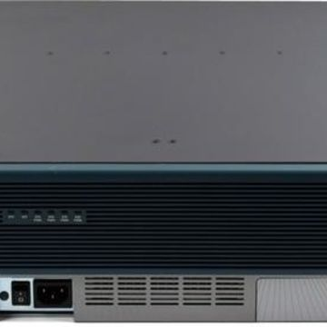 Cisco 3845 CISCO3845-V05 Integrated Service Router - 3U - 256 MB RAM - 2 x 10BaseT RJ-45