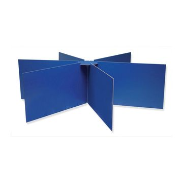 Pacon 2 pk 14''x48'' Privacy Boards-Blue
