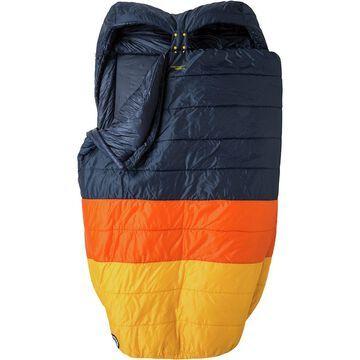 Cabin Creek Double Sleeping Bag: 15F Synthetic