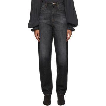 Isabel Marant Etoile Black Corsy Jeans