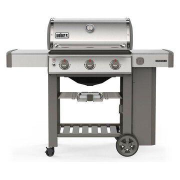 Weber Genesis II S310 Gas Grill LP SS