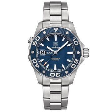 Tag Heuer Men's WAJ2112.BA0870 'Aquaracer' Automatic Stainless Steel Watch