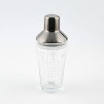 Thirstystone by Cambridge Glass Recipe Shaker