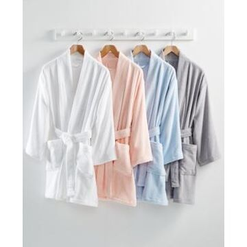 Martha Stewart Collection Cotton Terry Bath Robe, Created for Macy's Bedding