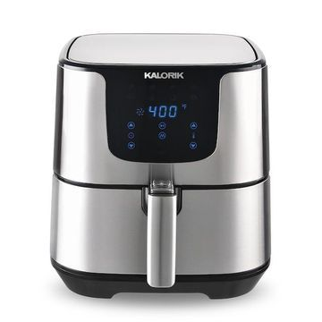 Kalorik 5.3-qt. Digital Stainless Steel Air Fryer