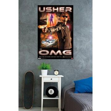 Trends International Usher OMG Wall Poster 22.375