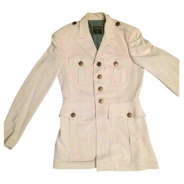 Jean Paul Gaultier Beige Other Leather jackets