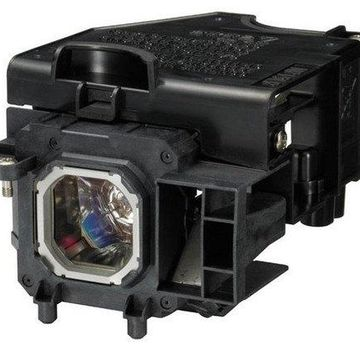 NEC NP16LP Projector Housing with Genuine Original OEM Bulb