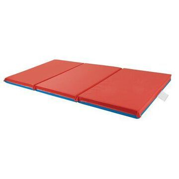Premium Folding Rest Mat 3-Section 1in 5-Pack