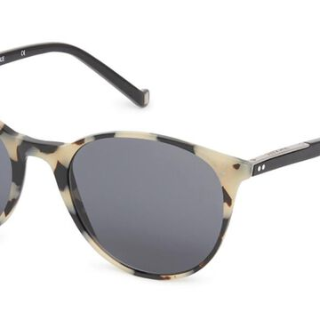 Hackett HSB888 135 Men's Sunglasses Black Size 52